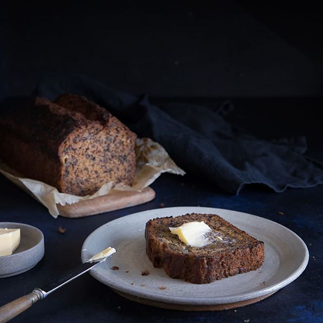 Did you know that our banana bread is at its very best when toasted with a bit of salted butter?  Take home a slice (or three) from @marqt, pop it in your toaster / frying pan / grill / magical salamander until nice and golden brown and crispy.  Enjoy with a coffee and imagine you're somewhere warm :)