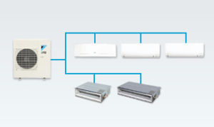 Multi-Split System Air Conditioner