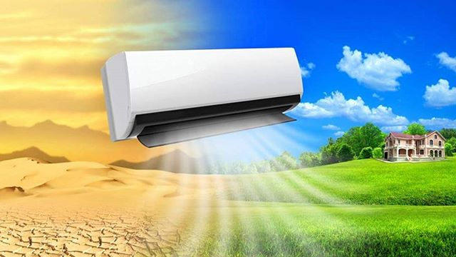 Set your Air Conditioner to 24 deg - it's the best for the Air-Con as it puts less stress on it, it's more efficient & will save you money