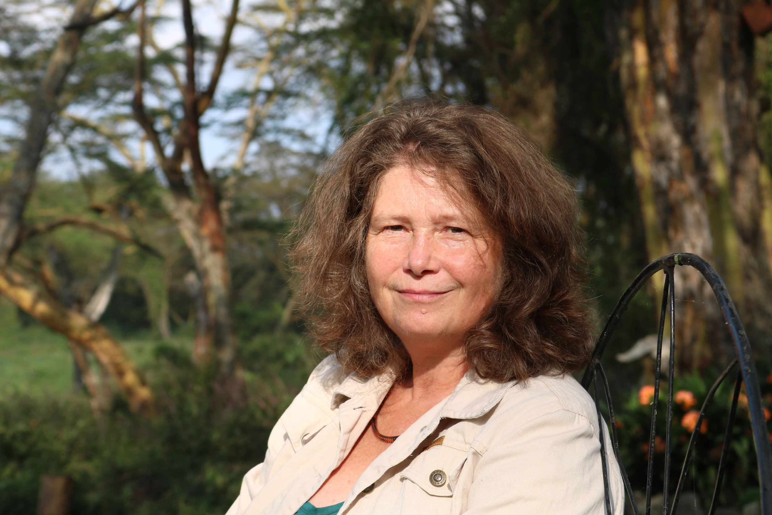 Jackie Shaw, Institute of Development Studies