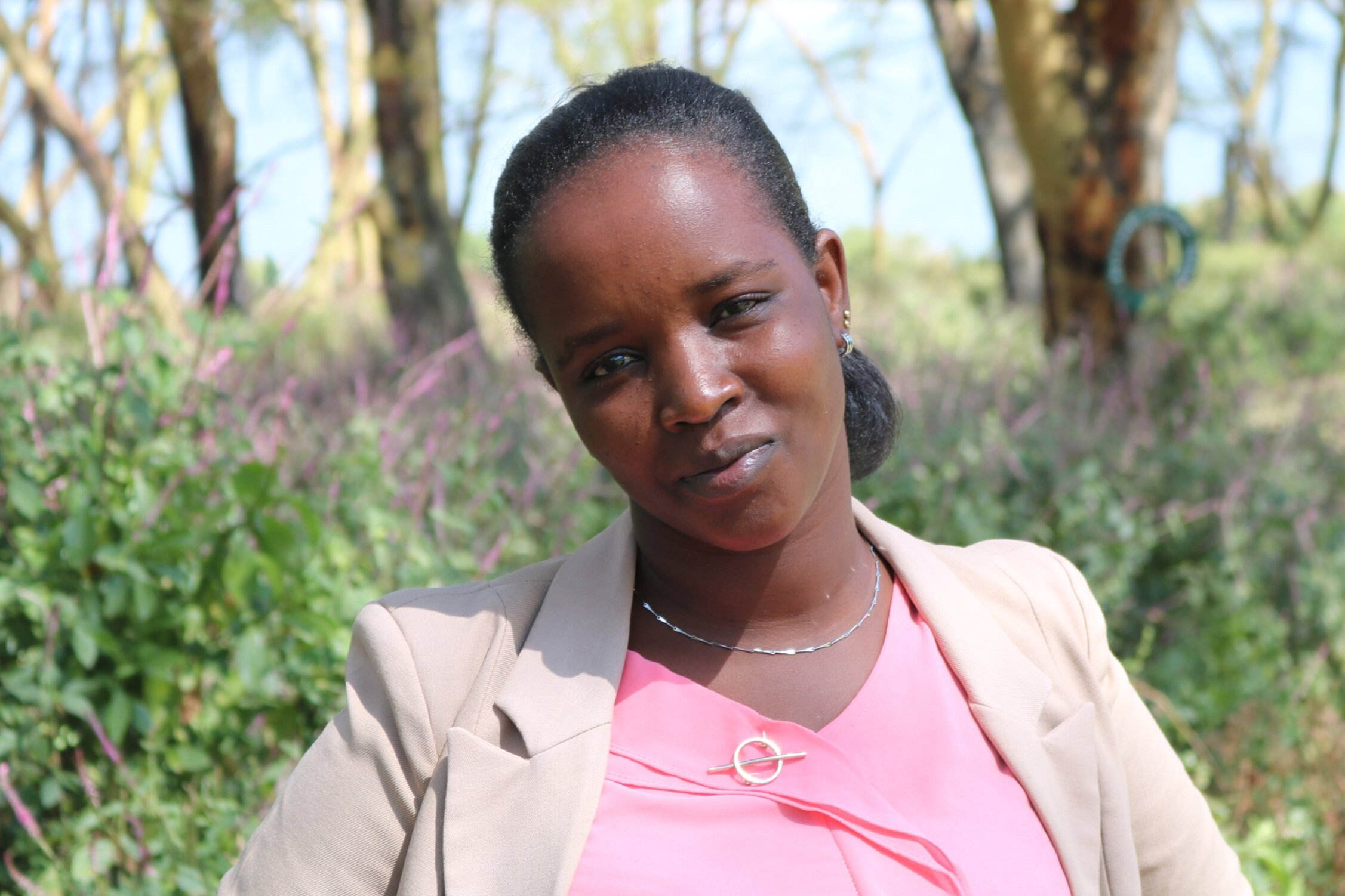 Everline Parkire, Pastoralist Development Network of Kenya