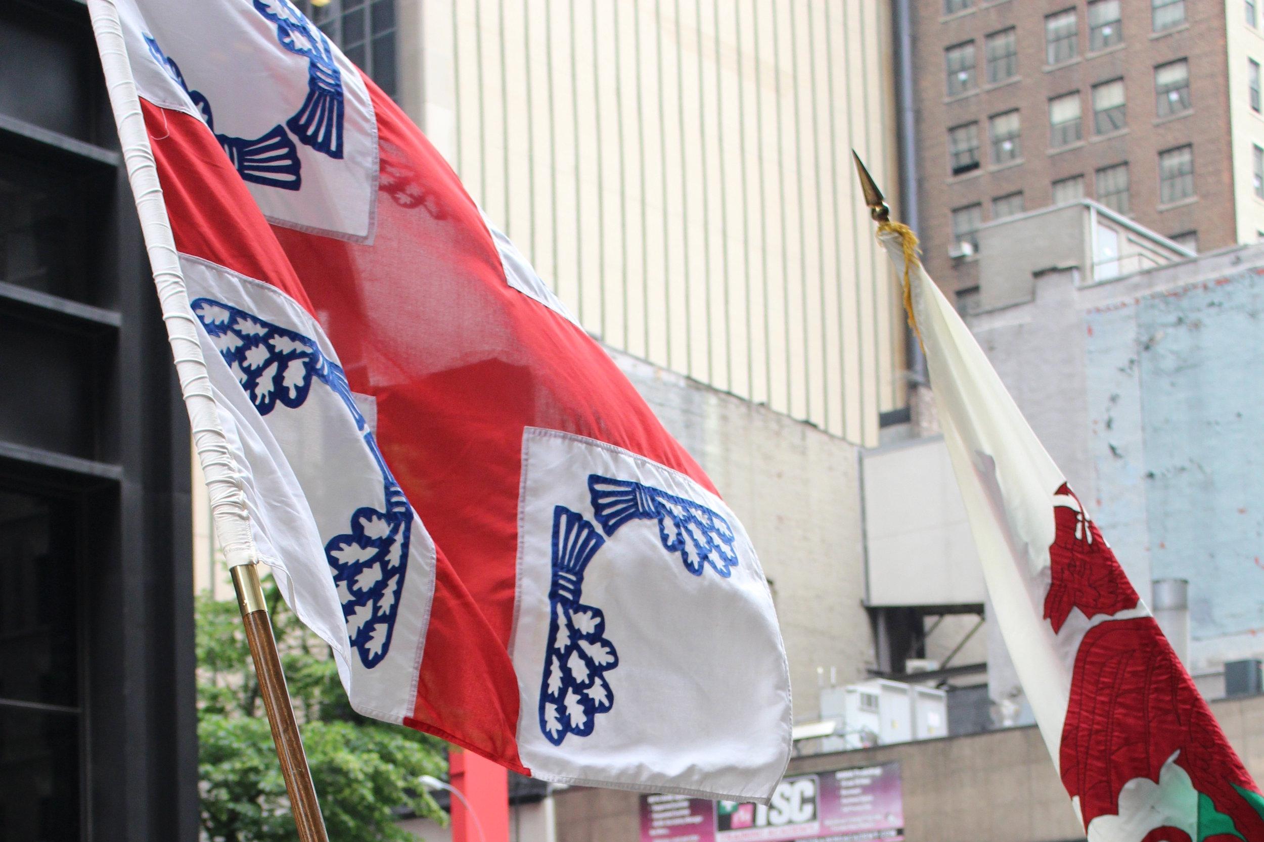 Flag Day Parade -