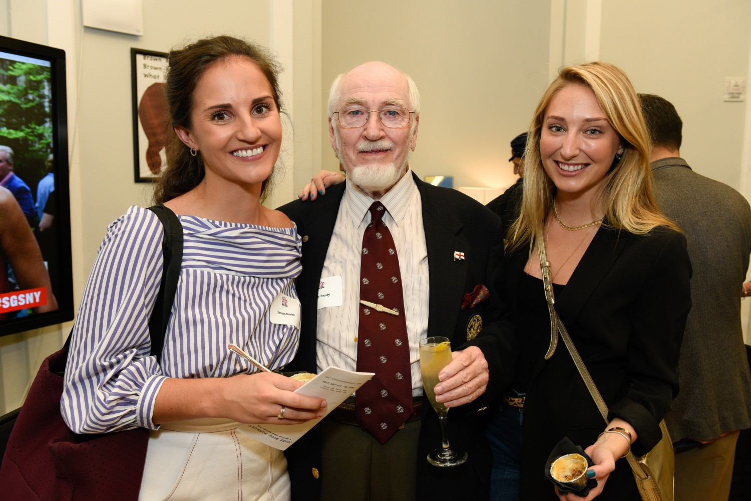 Events — St  George's Society of New York