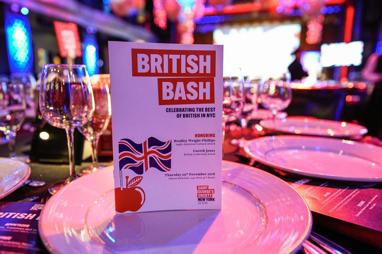 BRITISH BASH