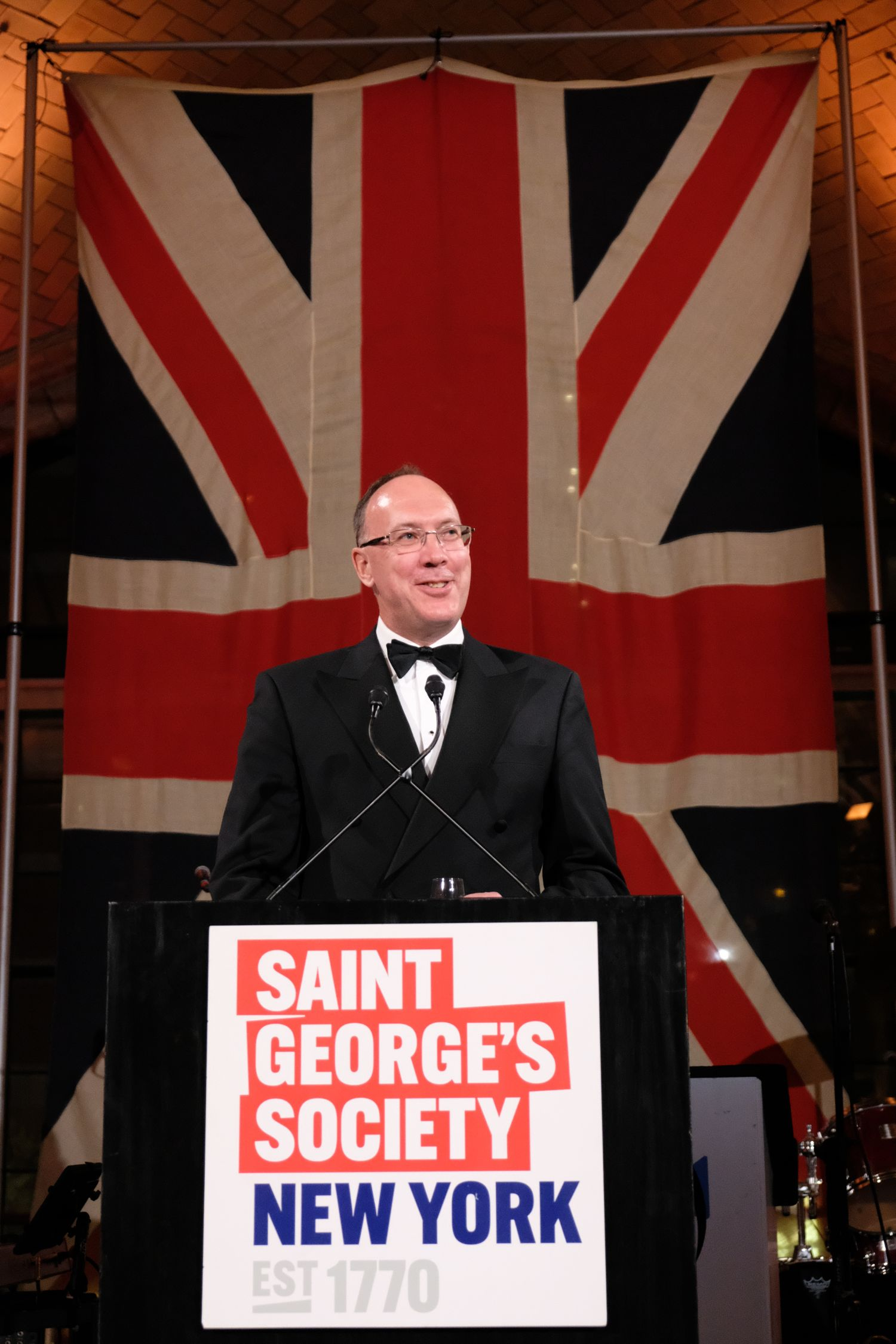 Antony Phillipson, Her Majesty's Consul General in New York