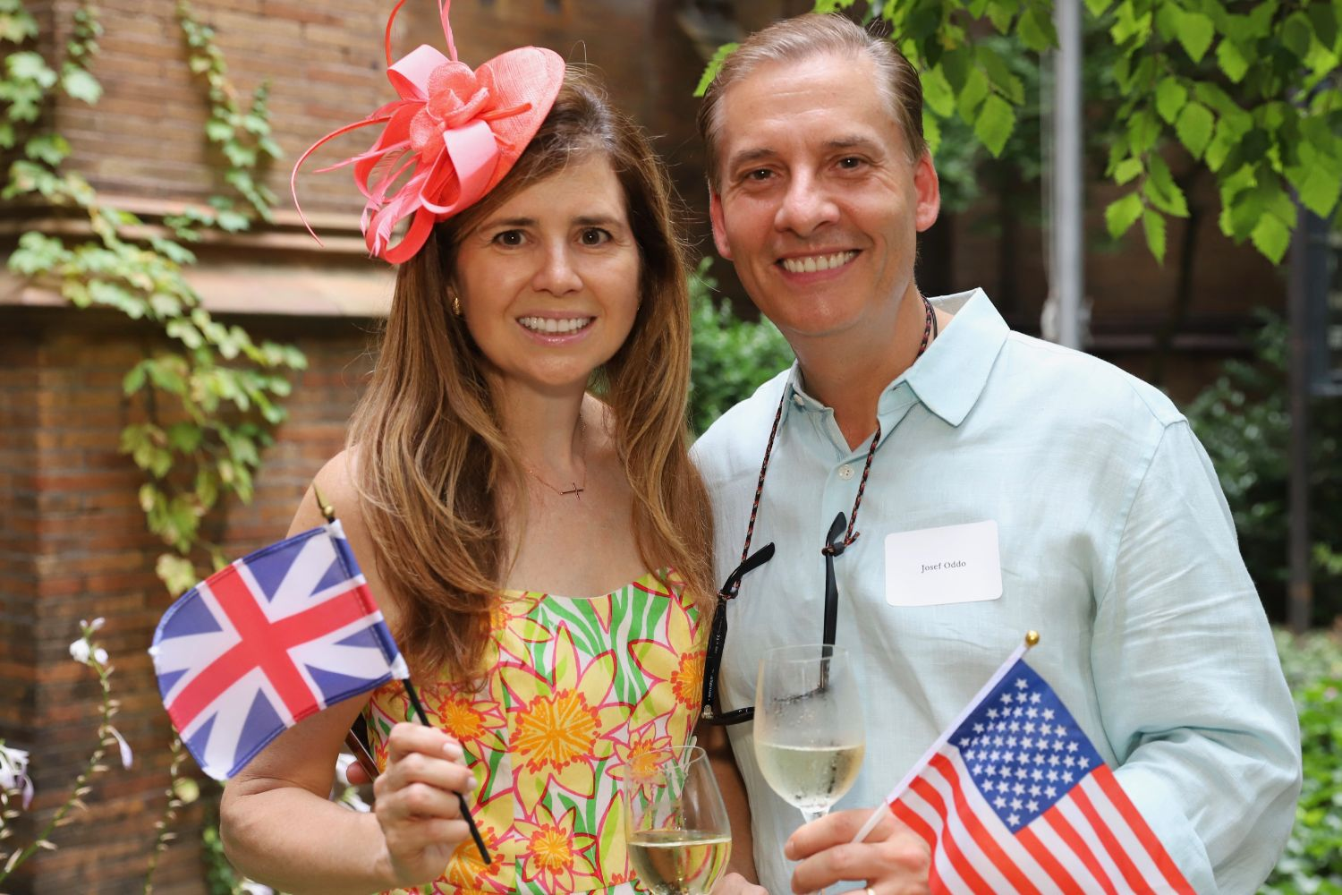 BRITISH SOCIETIES' GARDEN PARTY