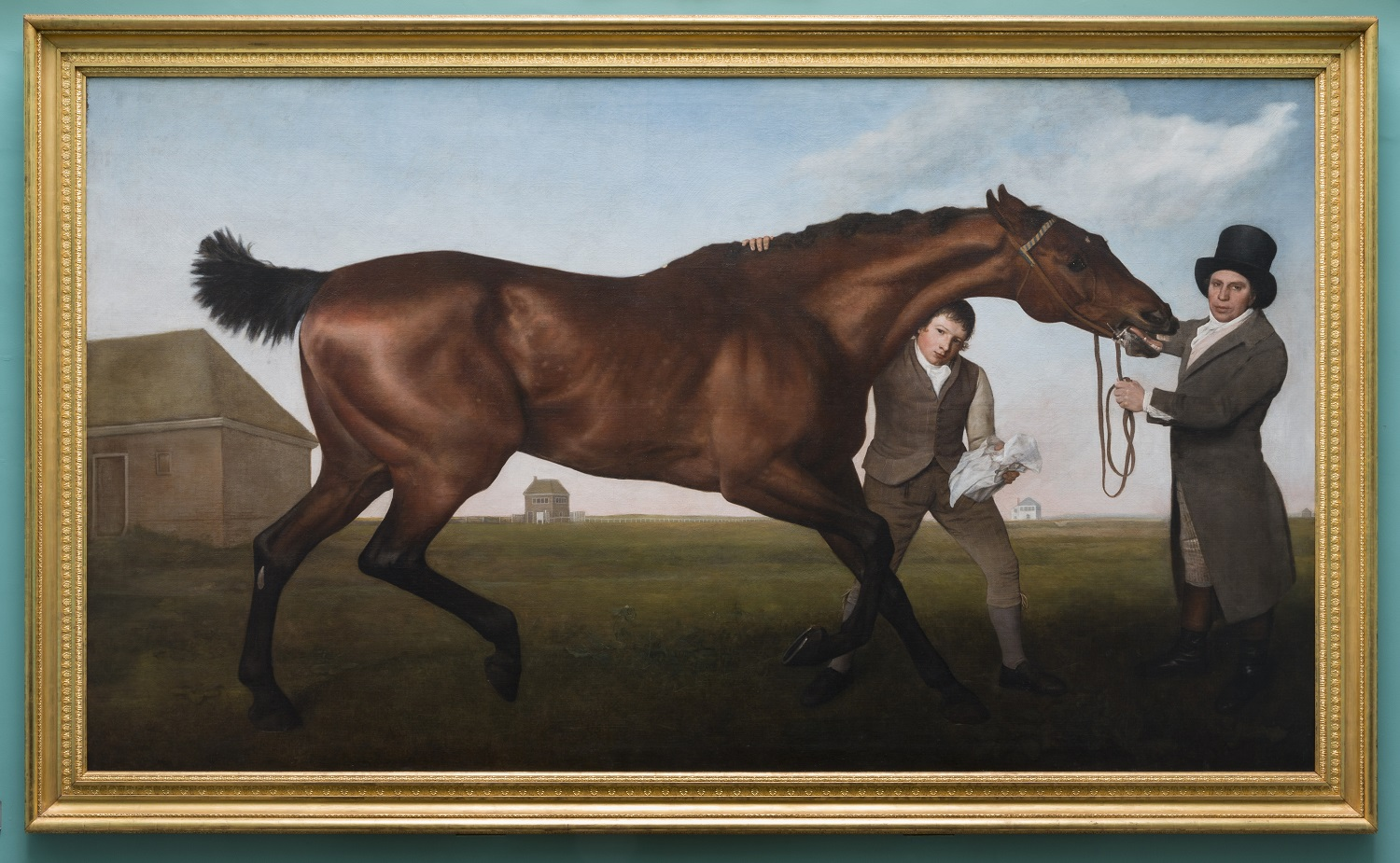 Prize Stallions and Beasts of Burden: The Horse and the English Country House - Presented by Dr. Oliver Cox
