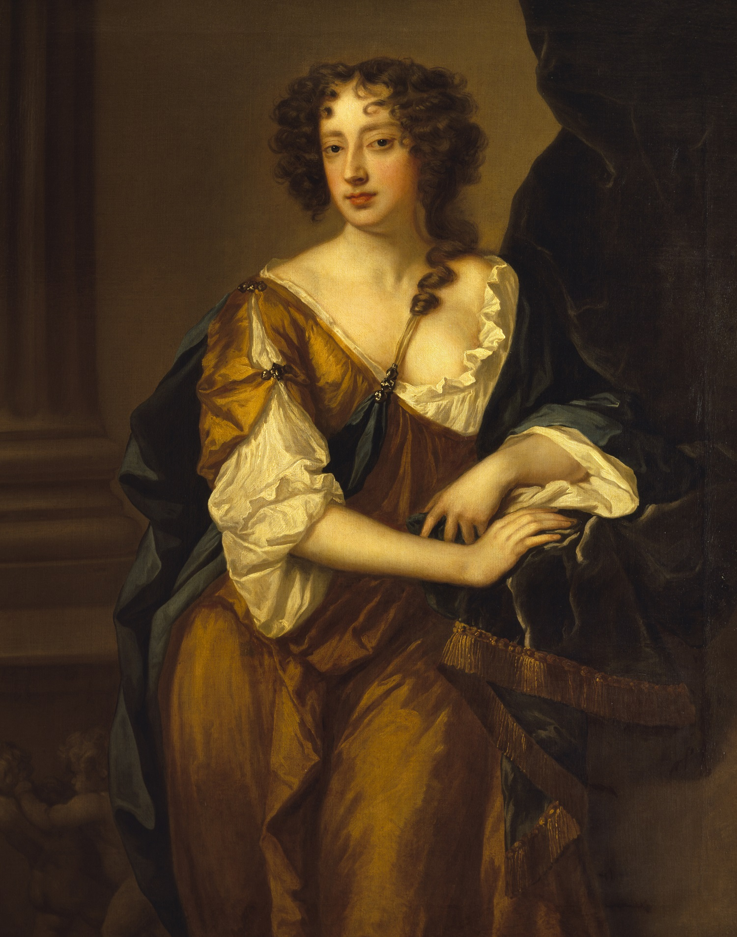 Lady Wriothesley, Duchess of Montagu, studio of Sir Peter Lely ©National Trust Images Derrick E. Witty
