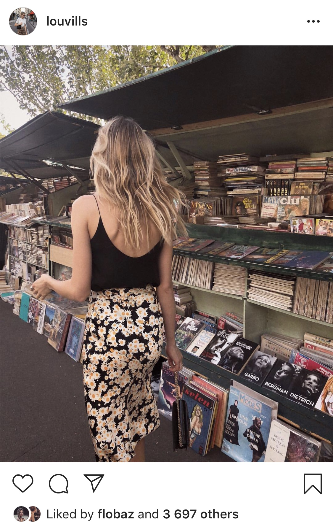 best street style paris accounts