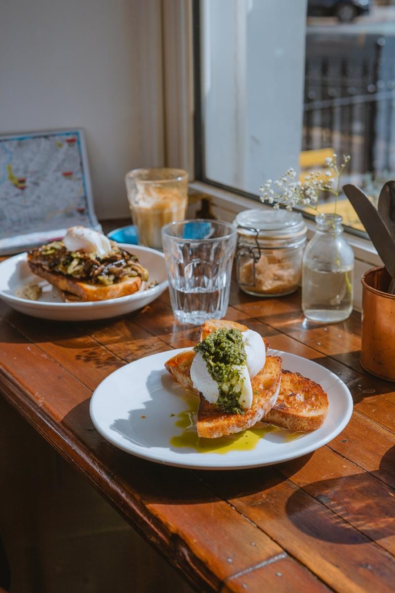 best healthy brunch in oslo