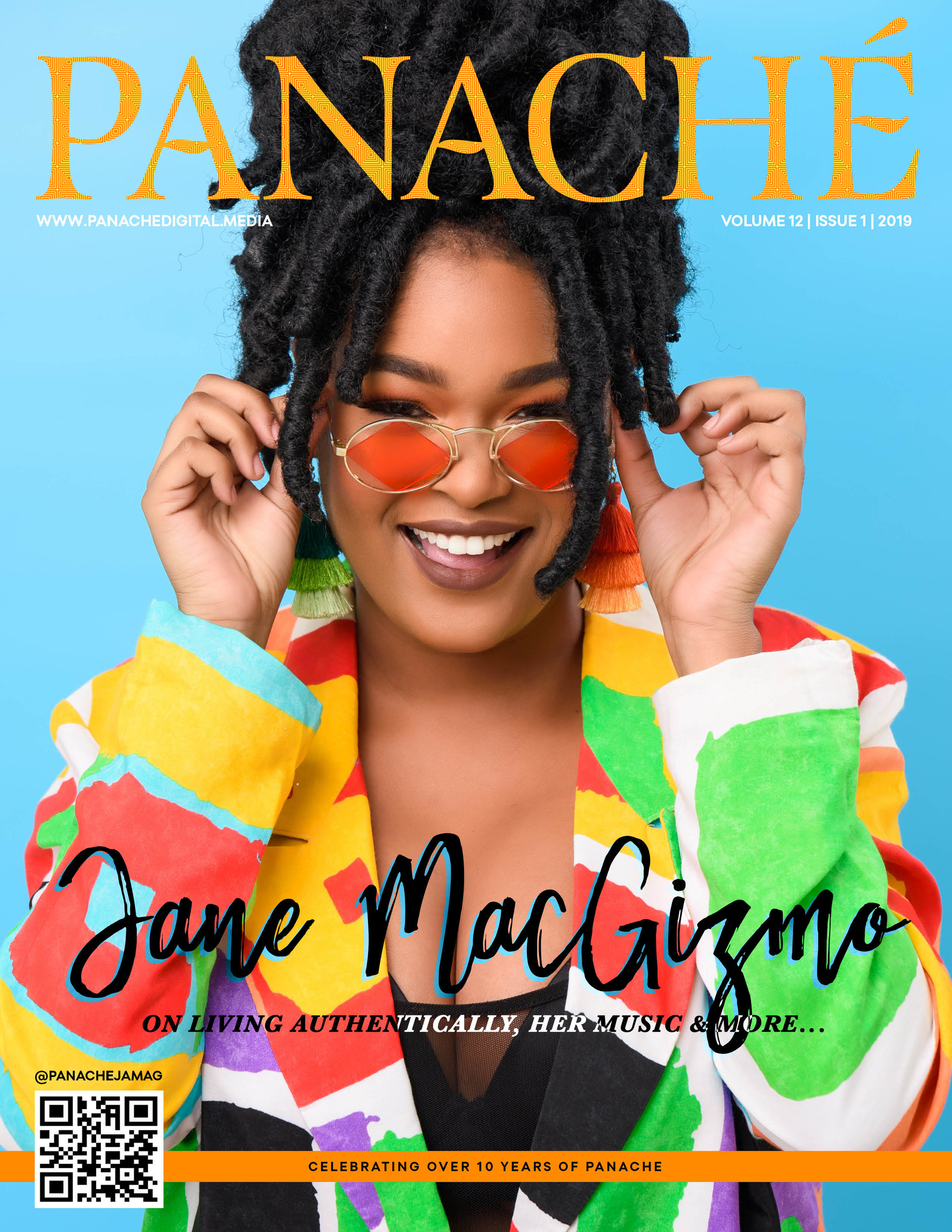 PANACHE Issue 1 2019 - Enjoy our exclusive interview with Jane MacGizmo and so much more!