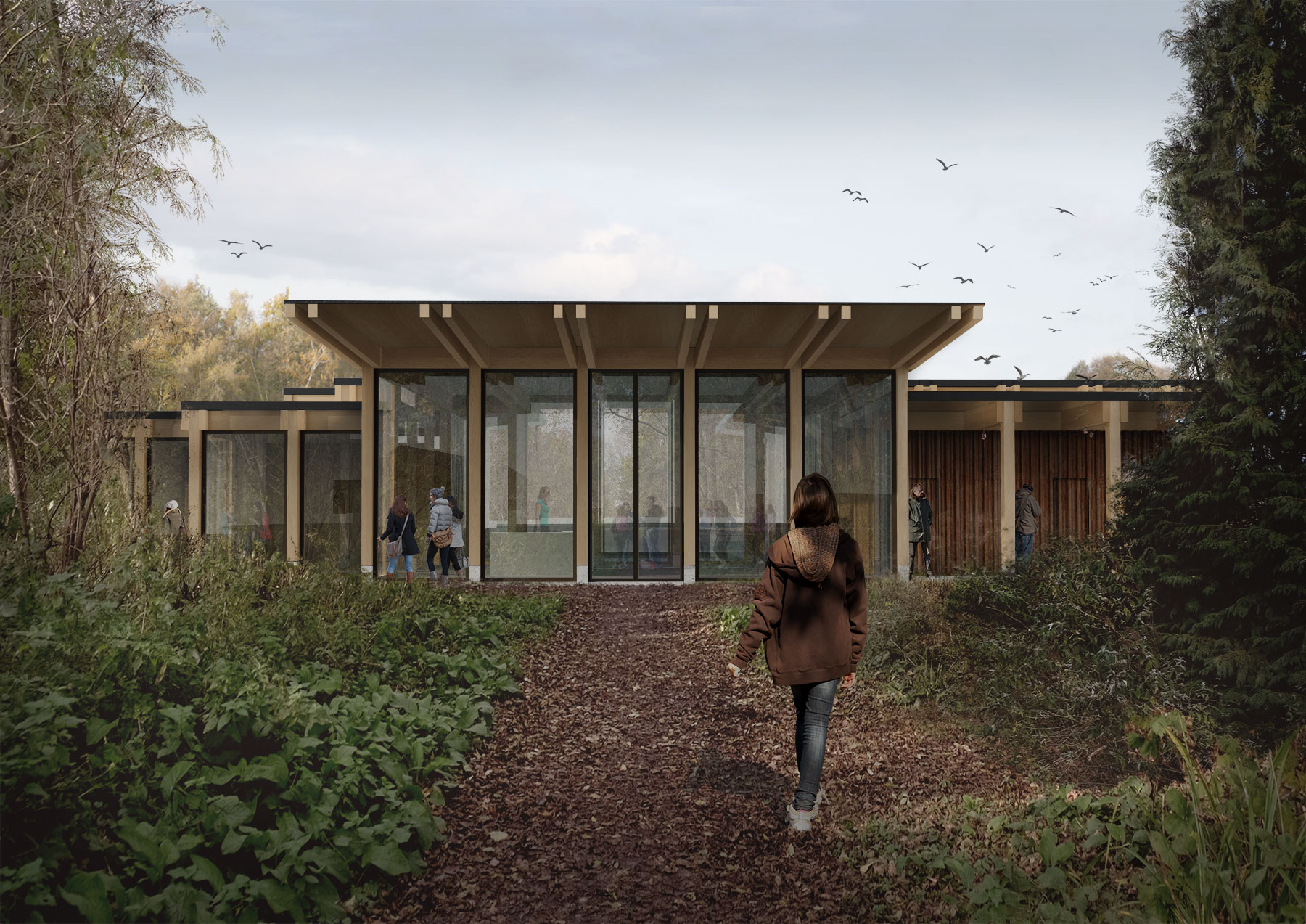 Sevenoaks Nature & Wellbeing Centre