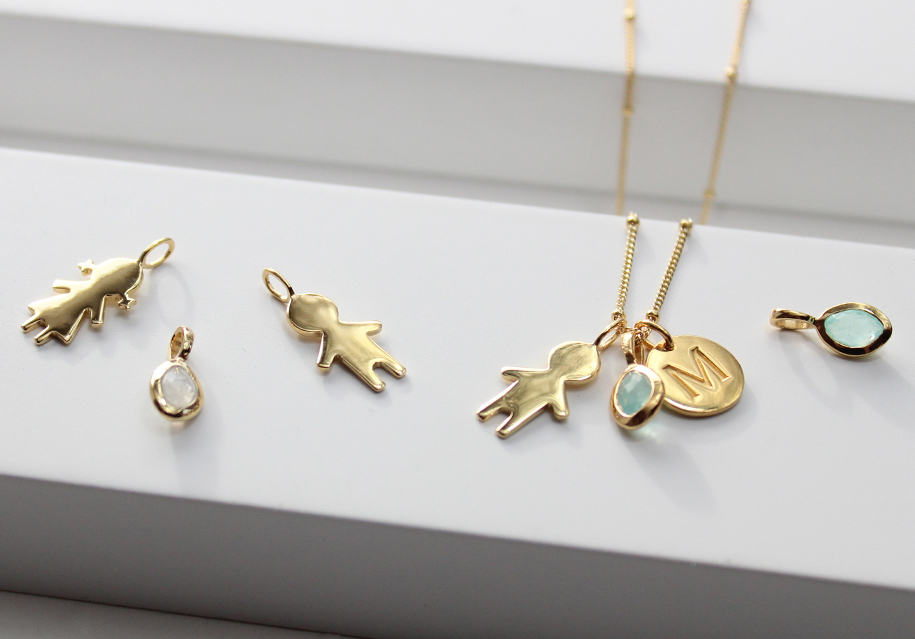 BIRTHSTONES   Each month has it's own birthstone and we want you to be able to pick a piece of jewellery that you love. Whether for yourself or for a loved one you can choose the stone that represents the birth month, or just add them because you love the colour!