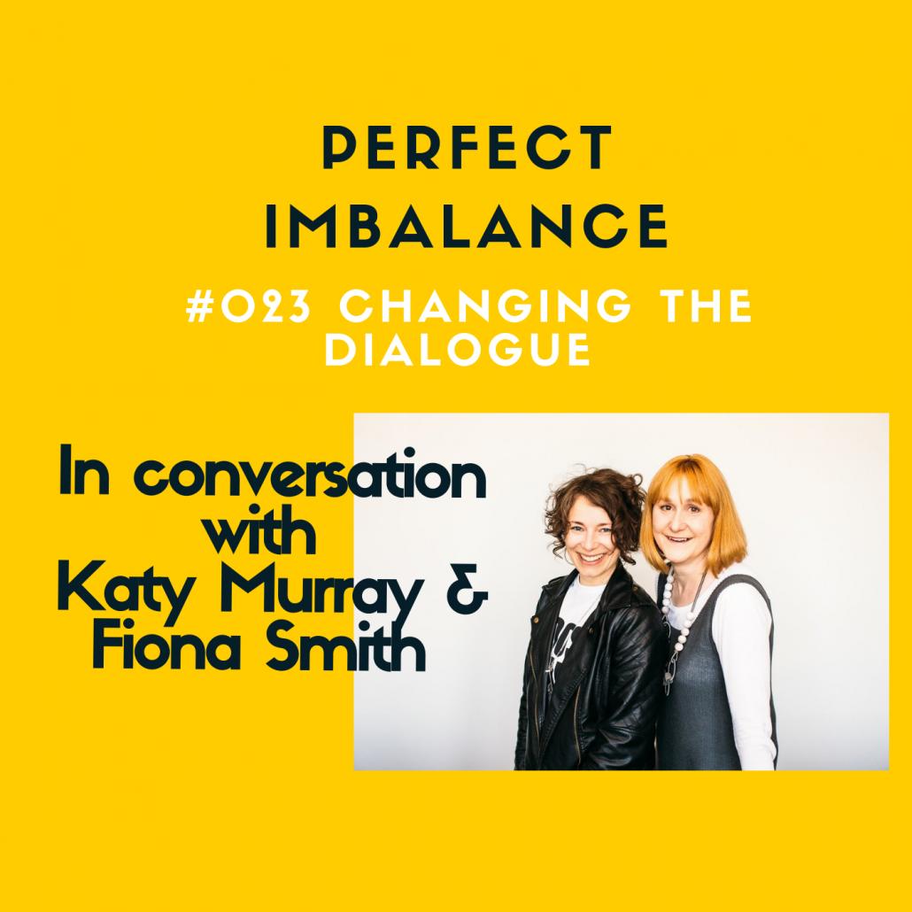 Perfect Imbalance - Changing the dialogue Part 1