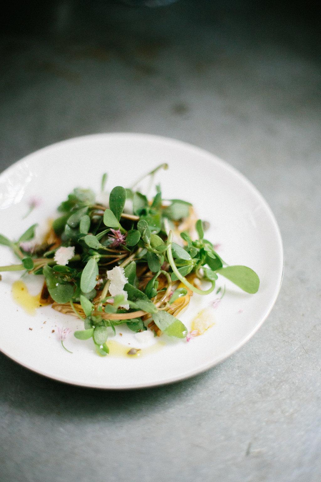 Photography: Maya Marechal. Chef: Kalice Brun