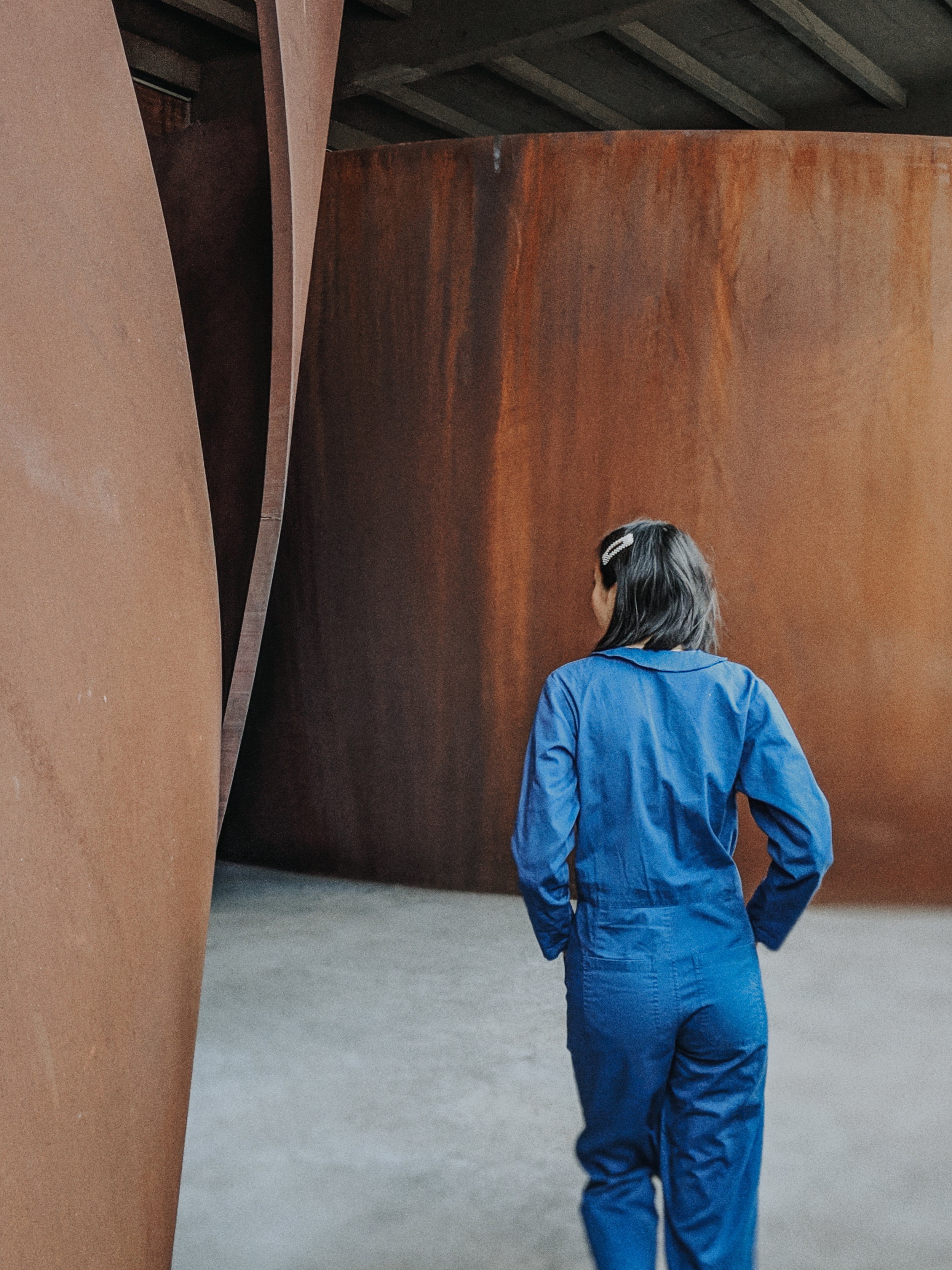 Torqued Ellipse - Richard Serra