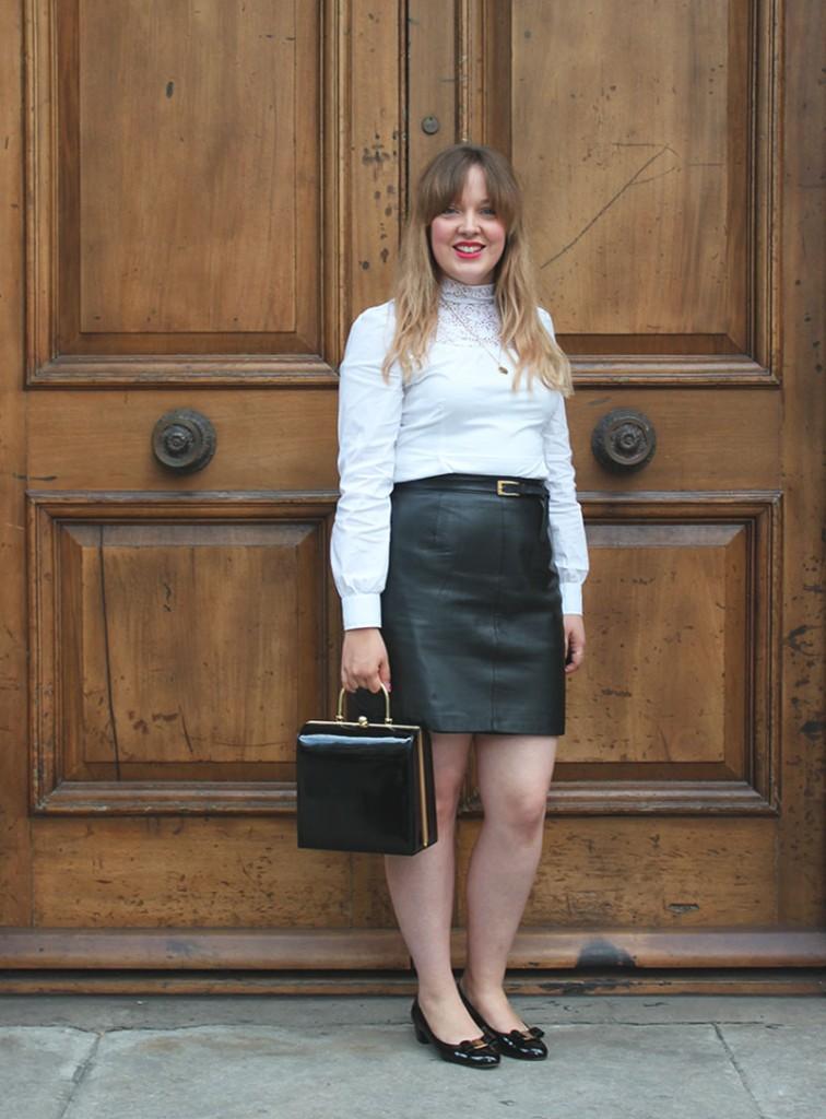 Charlotte-Jacklin-London-Fashion-Week-Leather-Skirt-756x1024.jpg