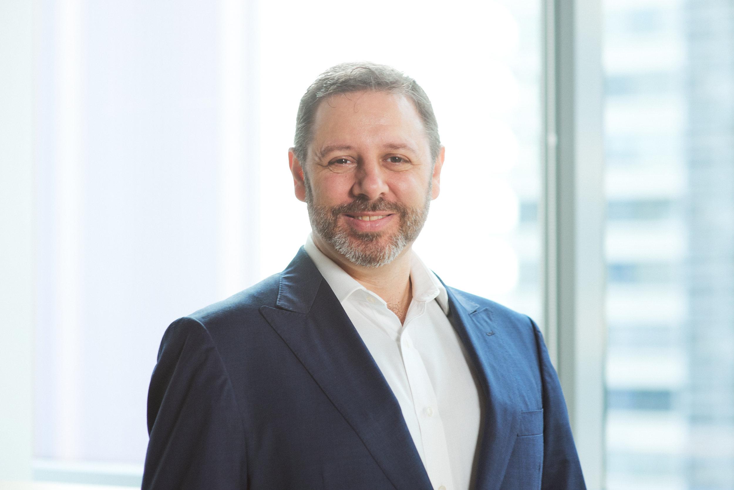 Benjamin McCarron - Managing Director