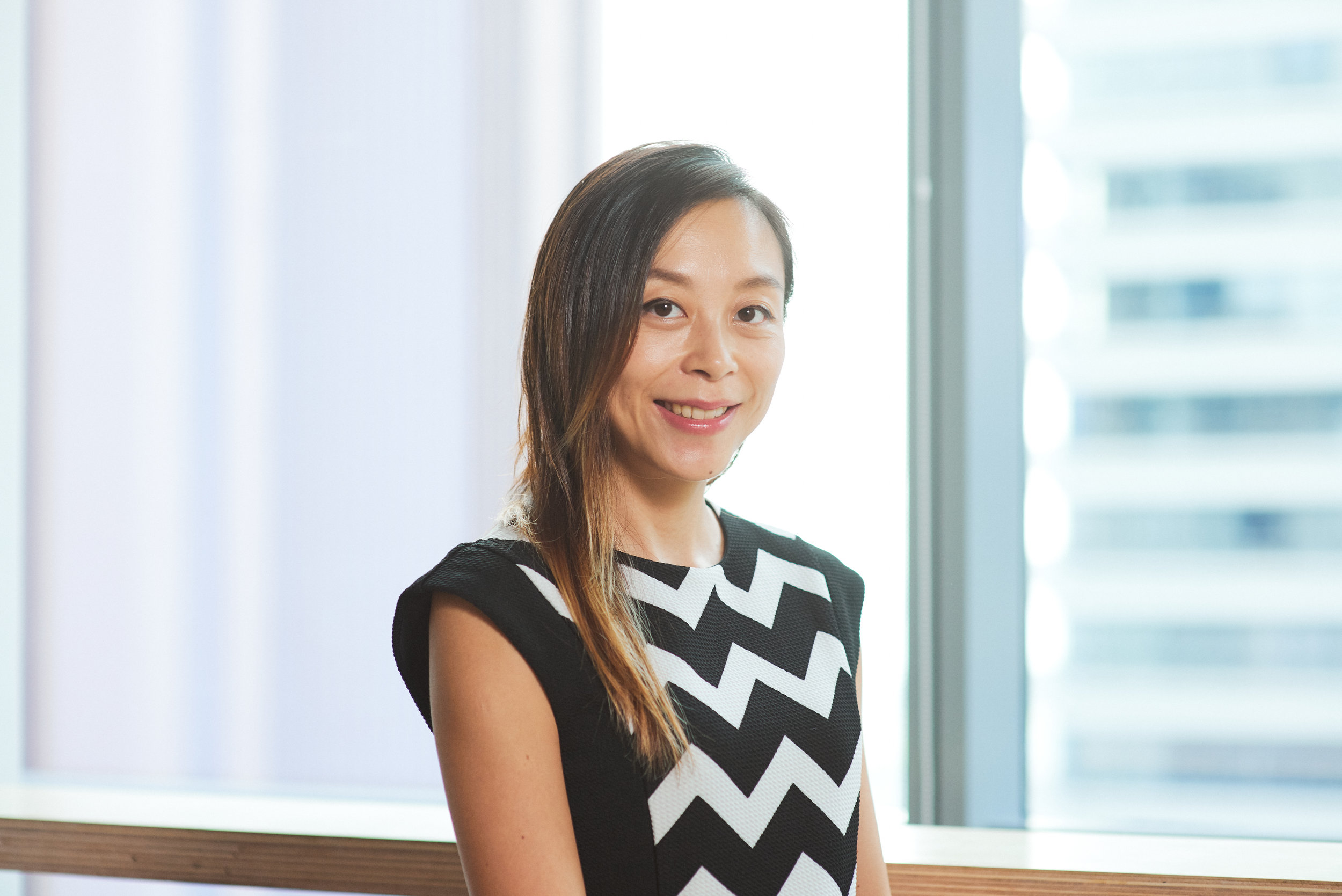 Jane Li - Head of Operations & Business Planning