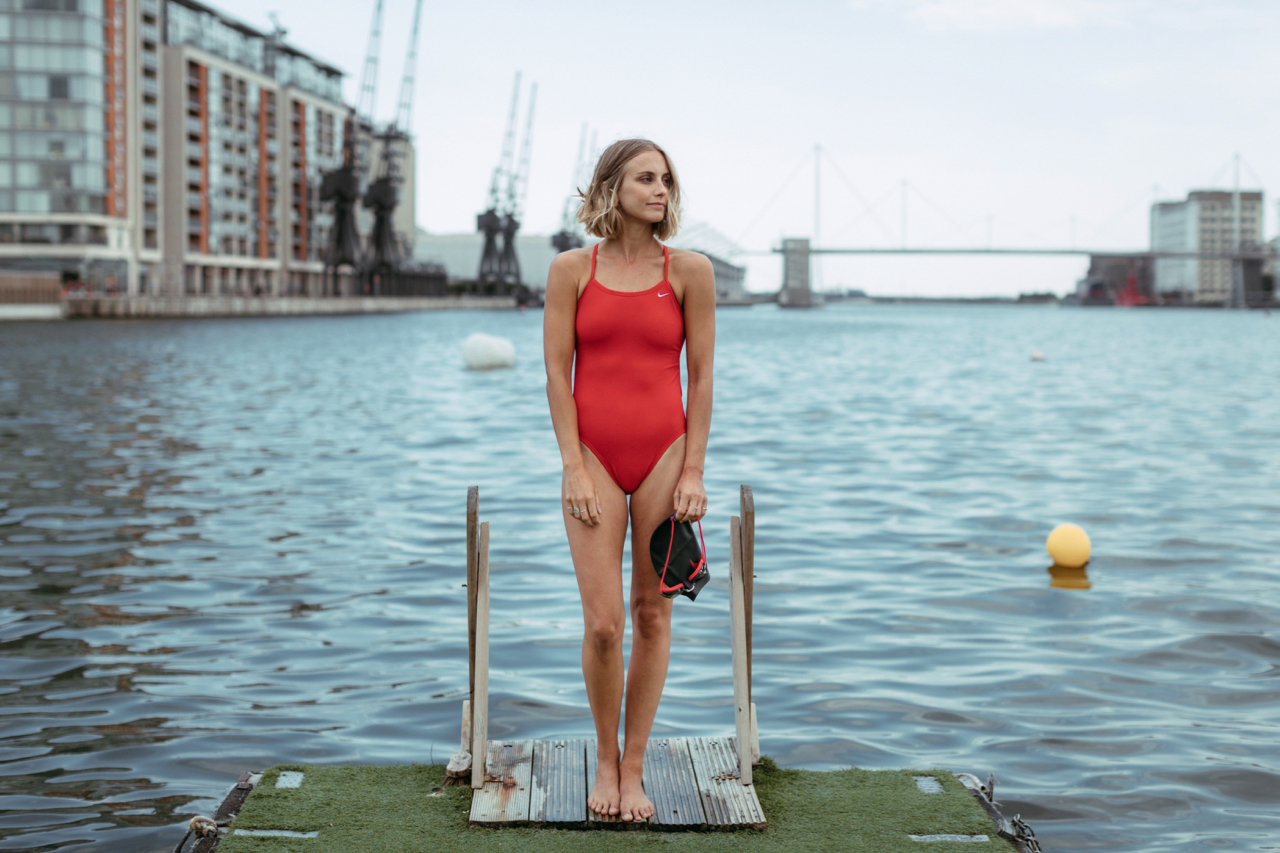 Sophie Hellyer for Nike Swim x Stylist Magazine