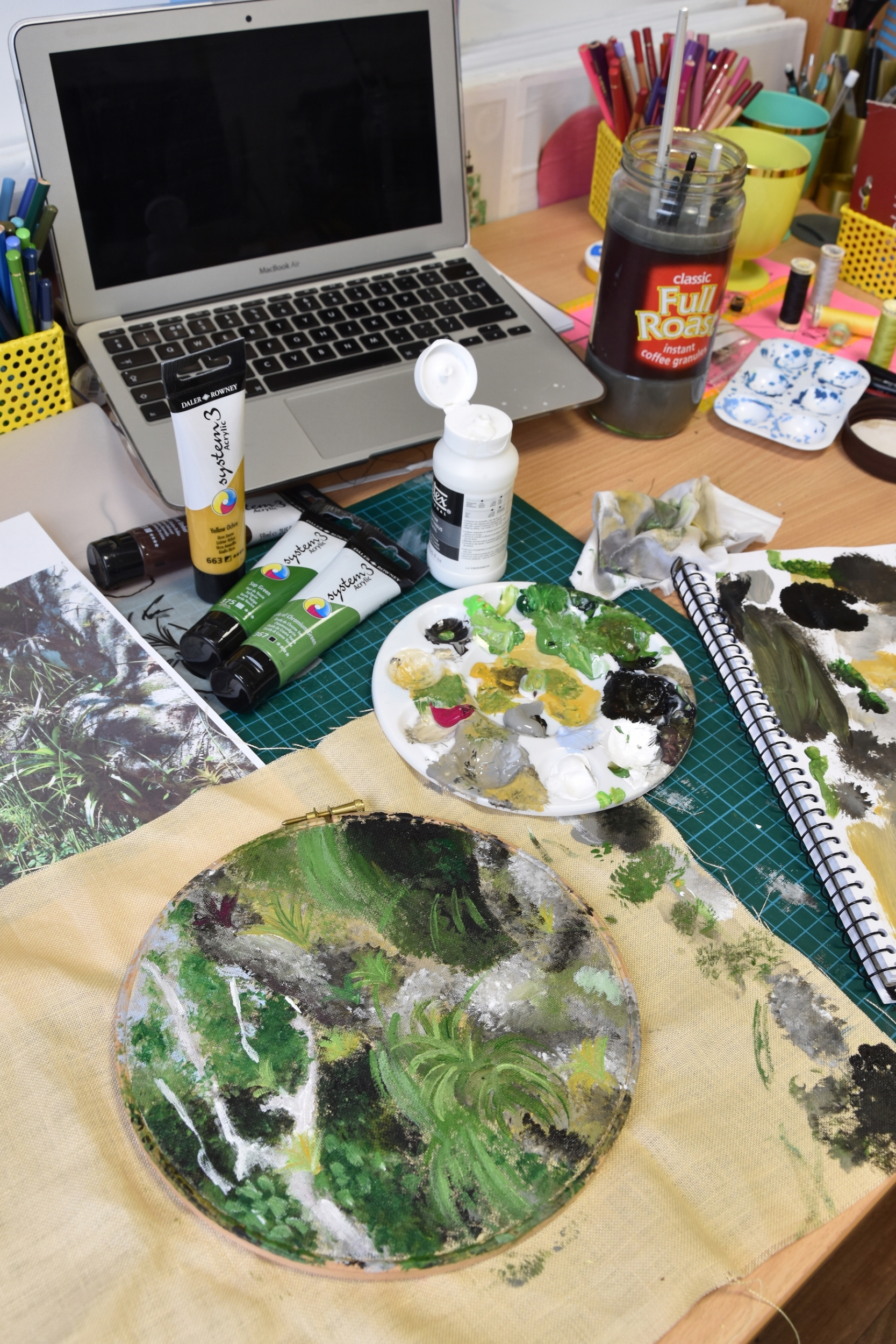 painting-by-hand-studio-fabric