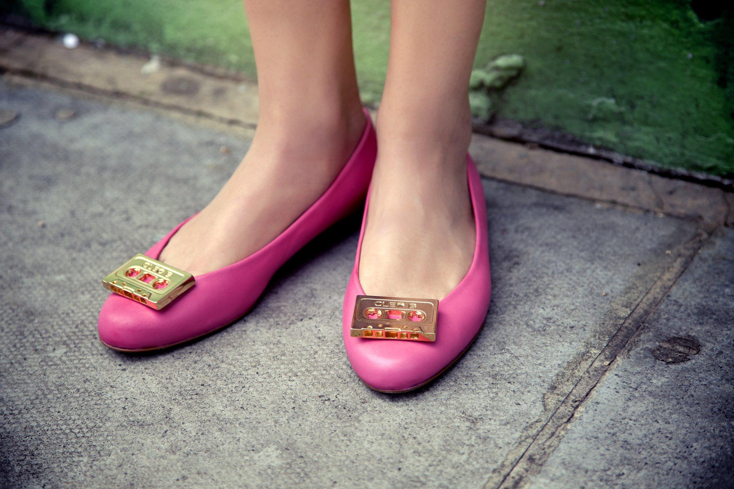CASSETTE-SHOE-CLIPS