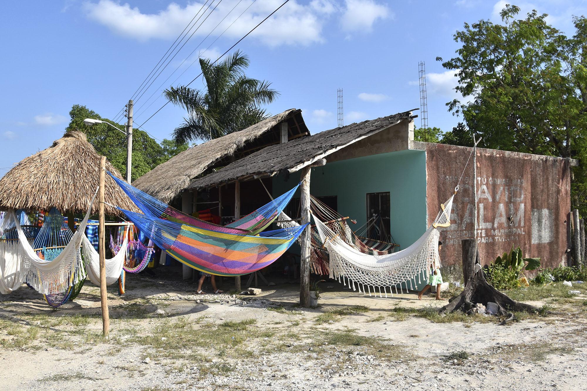 colourful-hammocks-mexico