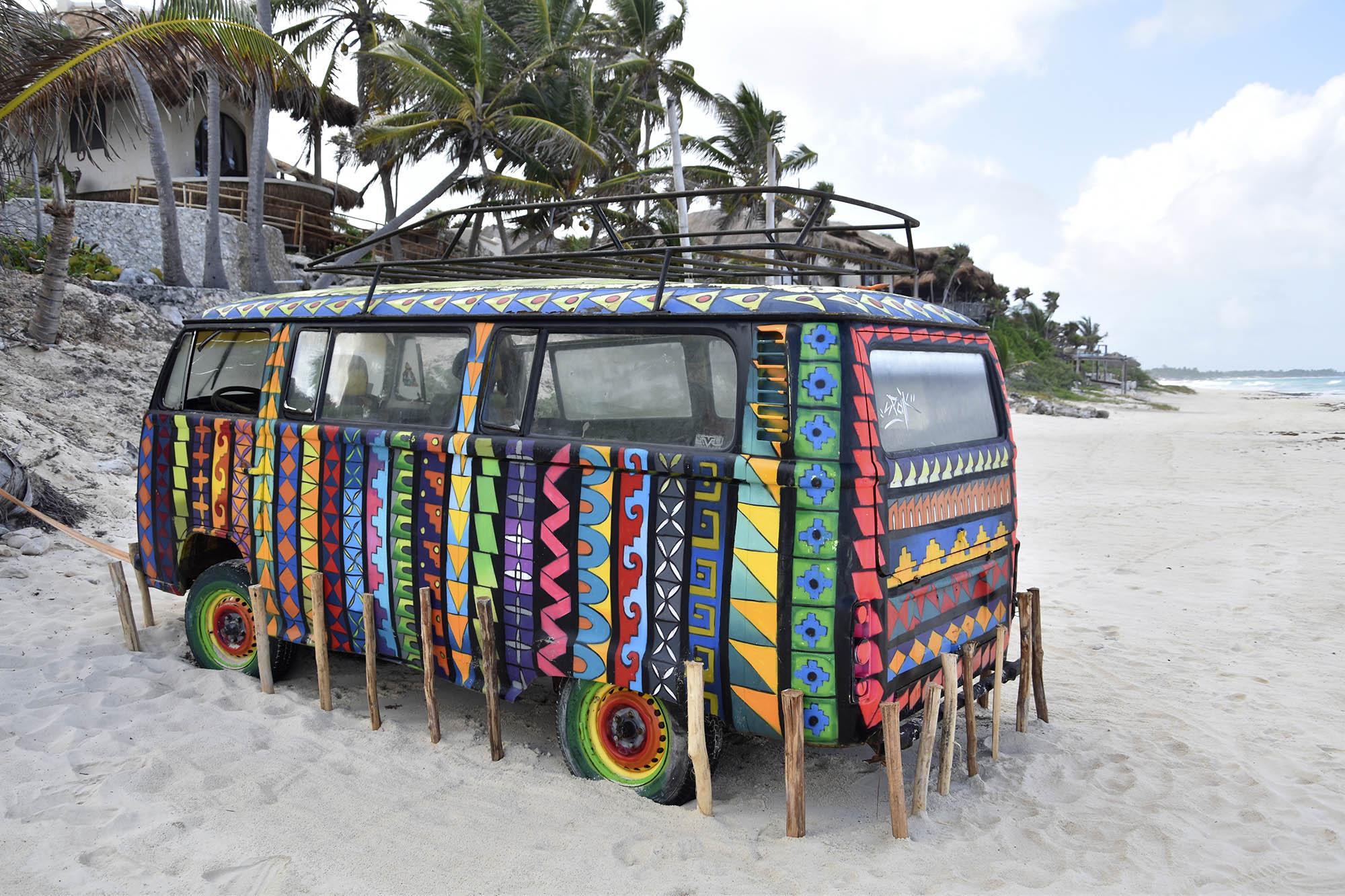 camper-van-tulum-beach