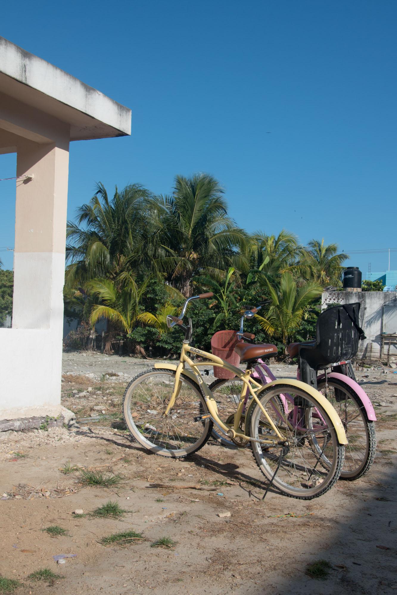 bikes-holbox-island