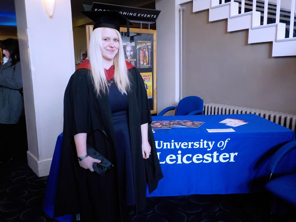 MA Social Work Graduation, January 2015 (I didn't know it at the time but I was a few weeks pregnant!)