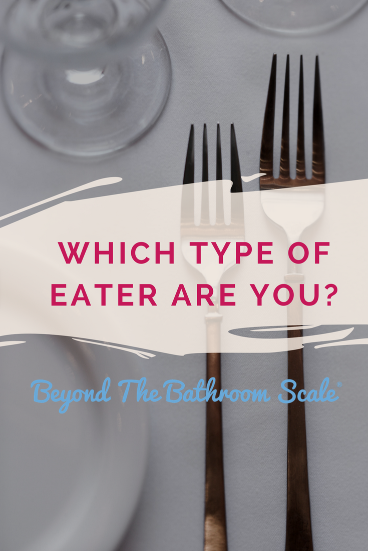Which type of eater are you?