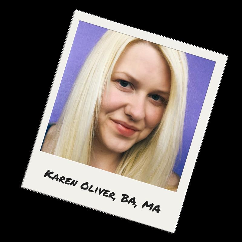 Karen Oliver Beyond The Bathroom Scale