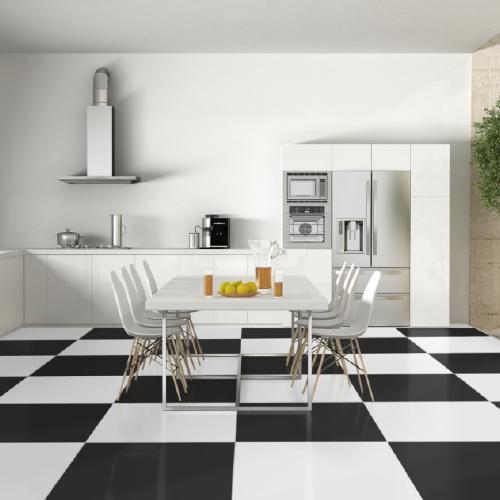 Black & White -
