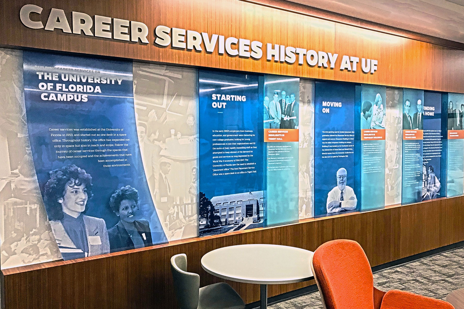 Reitz Union Career Connections Center, University of Florida