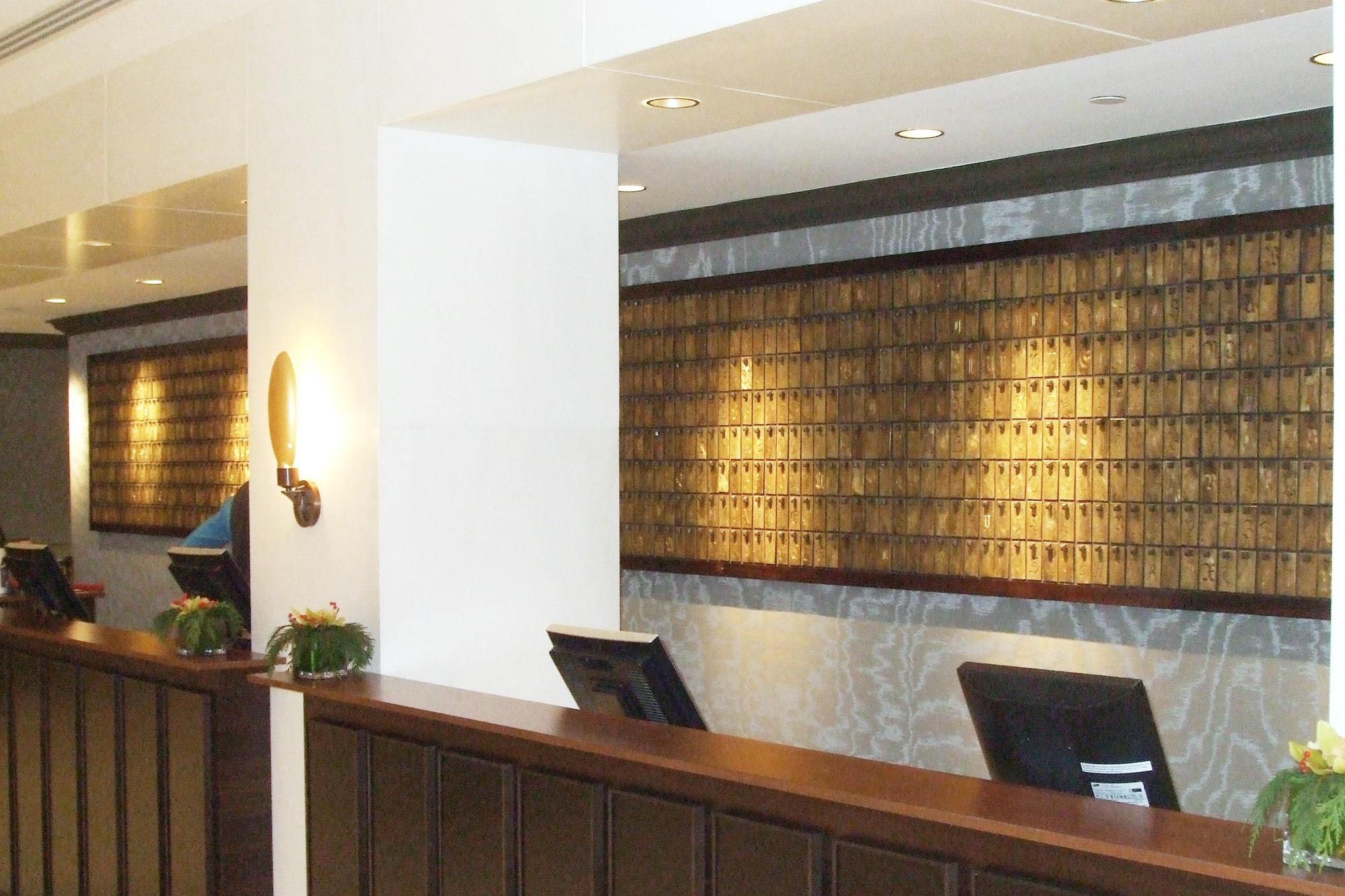 Fairmont Hotel, Vancouver, British Columbia, Canada
