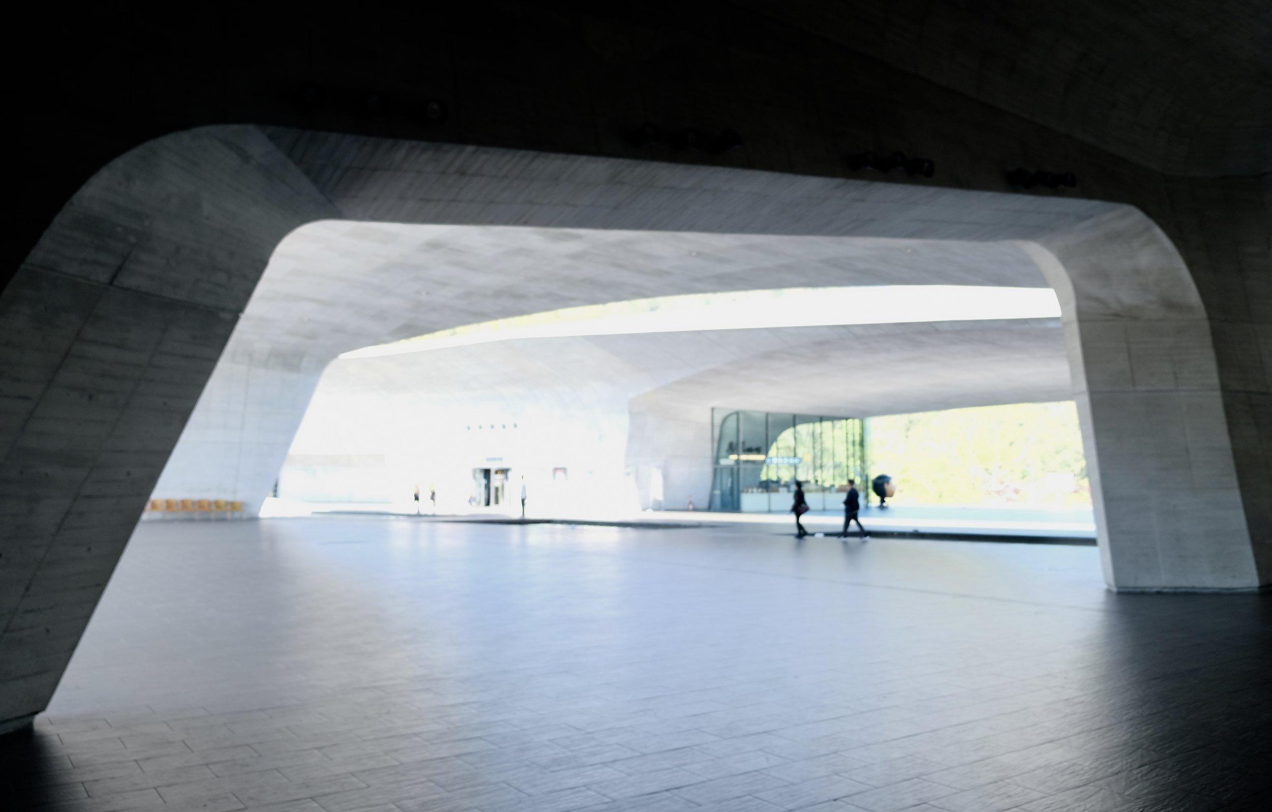 My favourite building - Xiang Shan Visitor Centre by Norihiko Dan & Associates