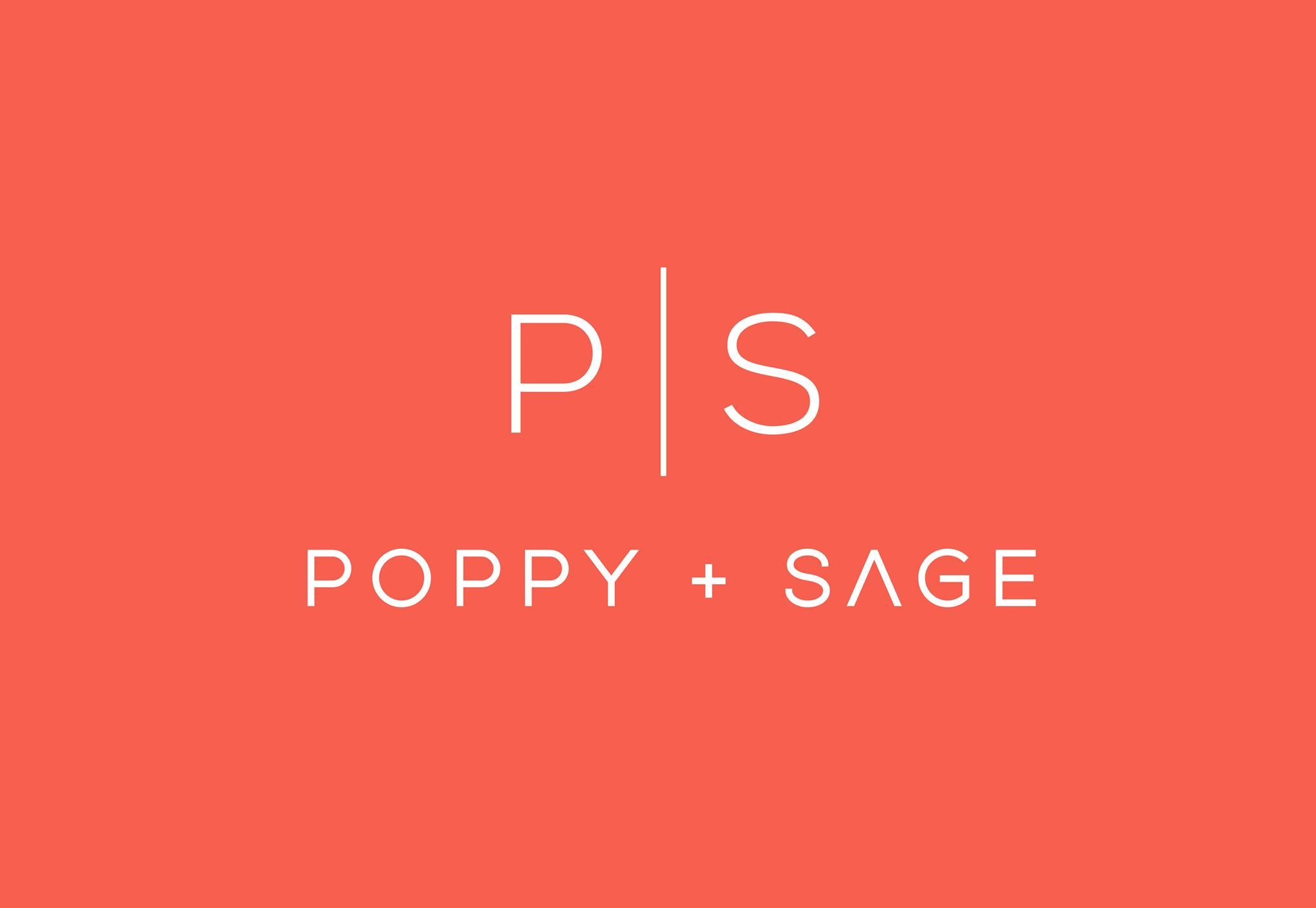 Poppy + Sage