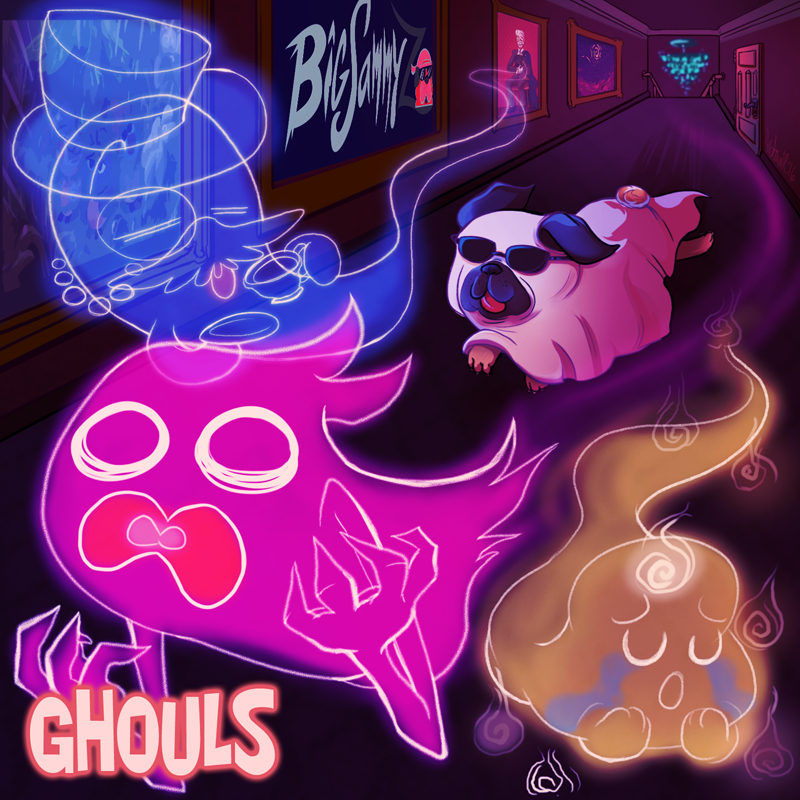 GHOULS COVER_SammysCommission.png