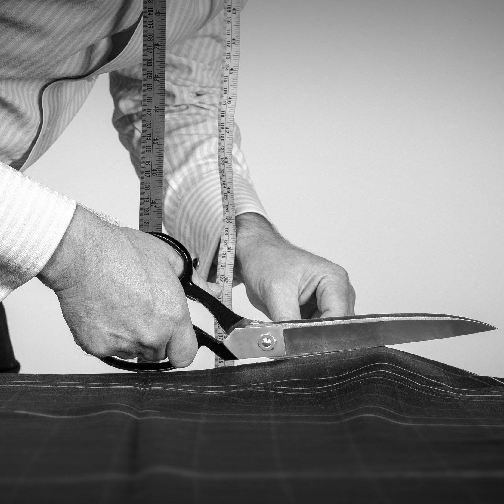 Bespoke Tailoring -