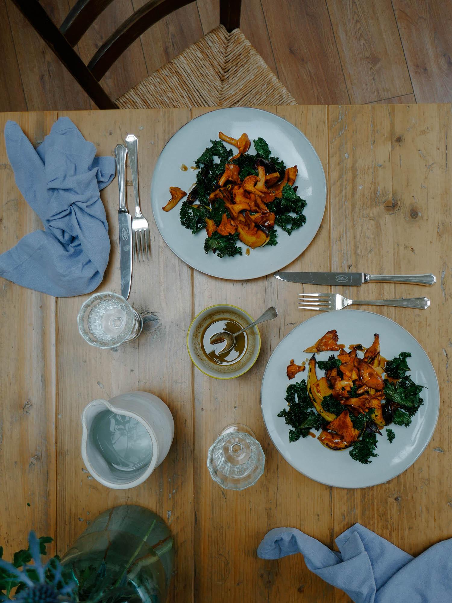 acorn squash, girolles, crisp kale (1 of 1).jpg