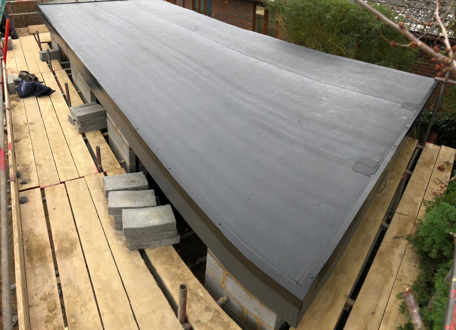 d haynes roofing, milton keynes roof repair, northamptonshire roofer, bedford roofing, epdm rubber flat roof.jpg