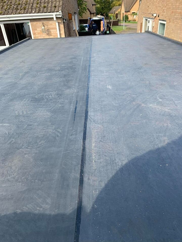 Flat Roofing D Haynes Roofing Mk Roof Company