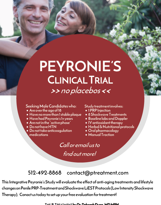 Clinical Trial Flyer - Access a brief description of the trial, as easy reference for yourself or others.