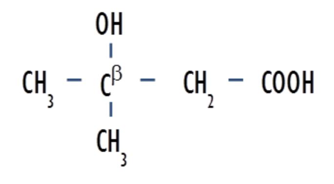 Obrázek       SEQ Obrázek \* ARABIC     1       Beta-hydroxy-beta-metylbutyrát (HMB)