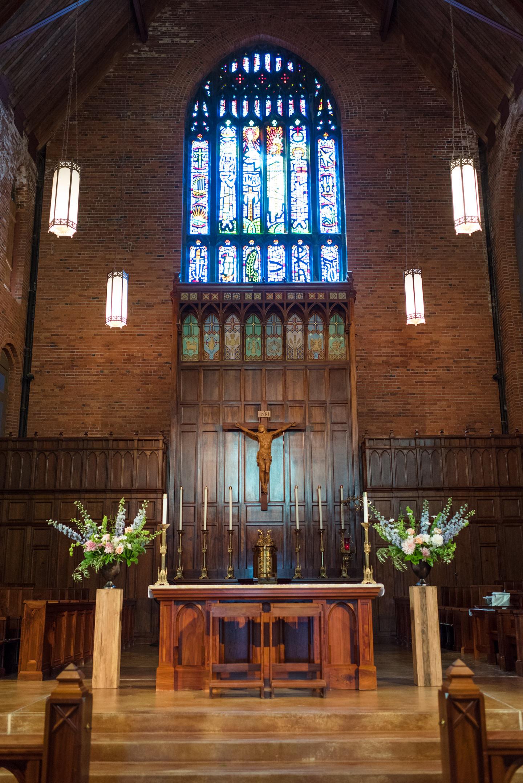 Blessed Sacrament Catholic Church Wedding Ceremony Details