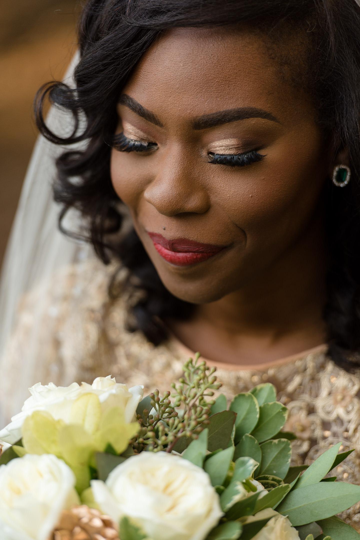 Bridal Fashion Portrait  at Tyee Yacht Club