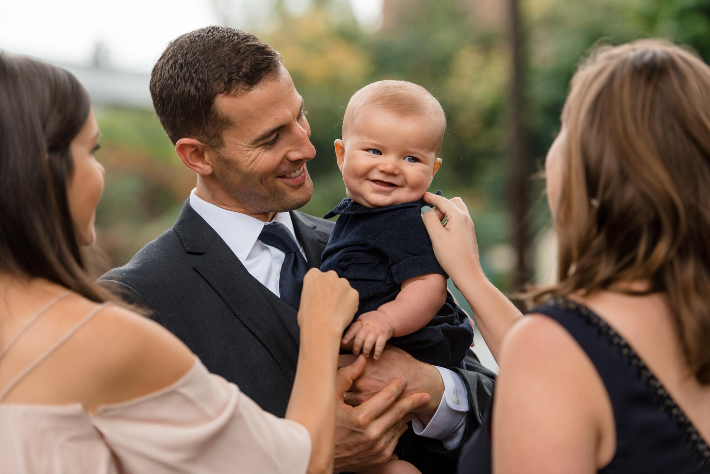 Happy Fun Wedding Guests Kids
