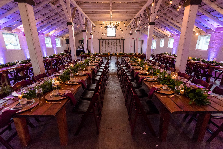 Dairyland Wedding Dinner Venue Details