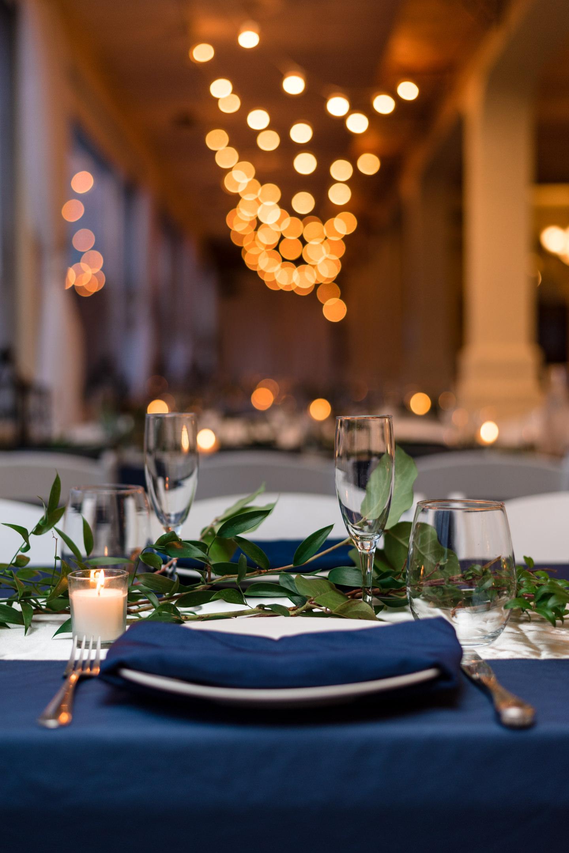 Blue Ribbon Dinner Details