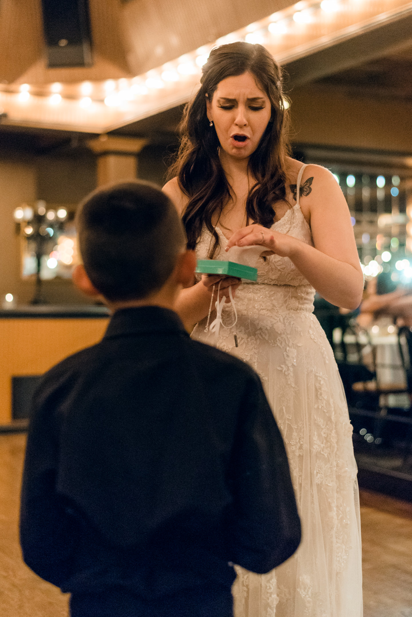 Bride Gift Reception at Lake Union Cafe